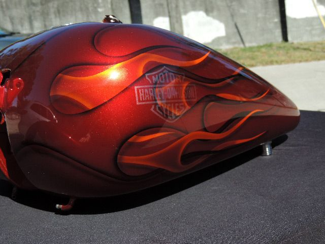 Motorcycles Custom Paint Ideas Ghost