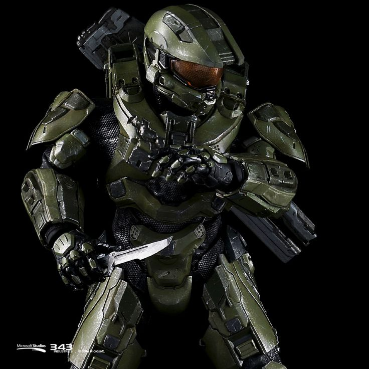Halo 5 Master Chief Armor