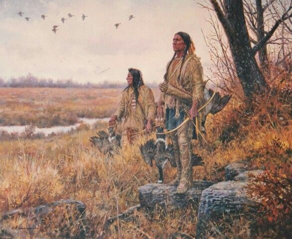 Native American Throwing Weapons