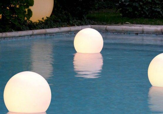Floating Led Lights Ponds