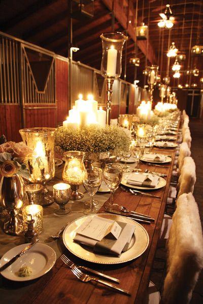 Table Centerpieces Ideas Dinner Parties