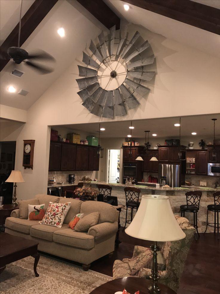 Style Ideas Farm Room Living