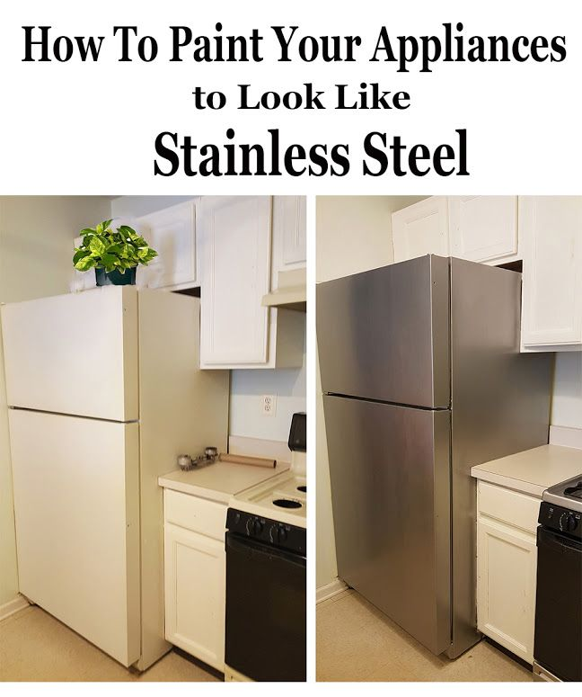 Painting Stainless Steel