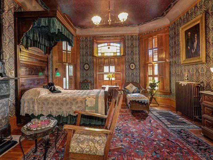 Queen Anne House Interior Design