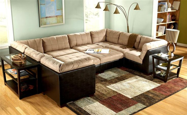 U Sale Couches Shaped