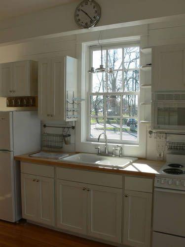 Small Efficient Kitchen Plans