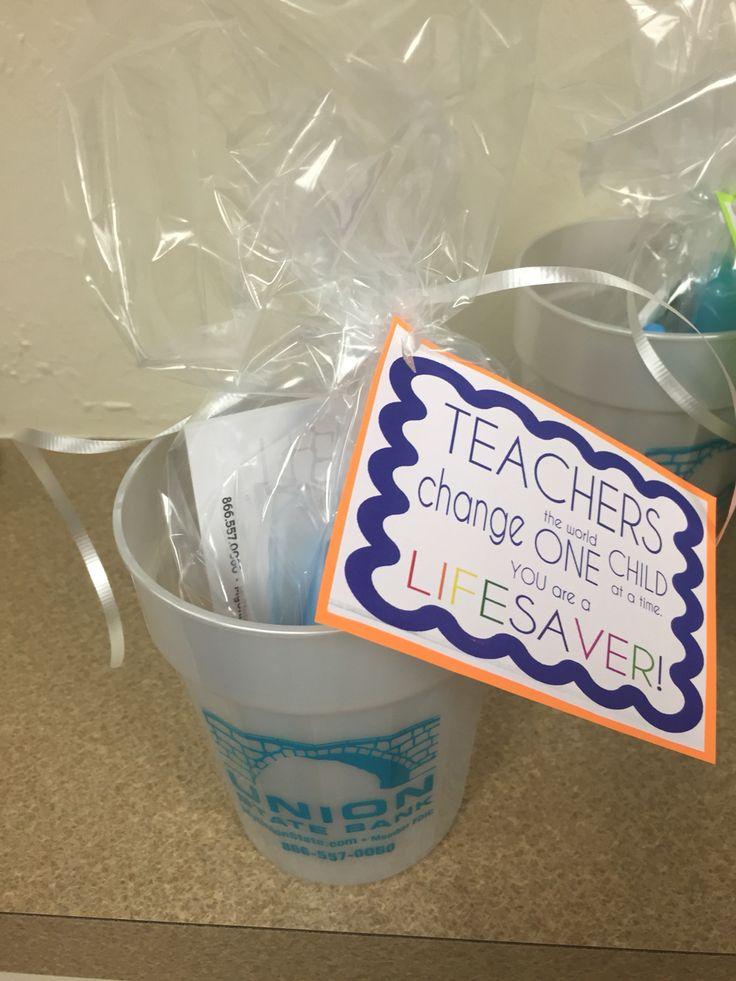 Teacher Appreciation Pens