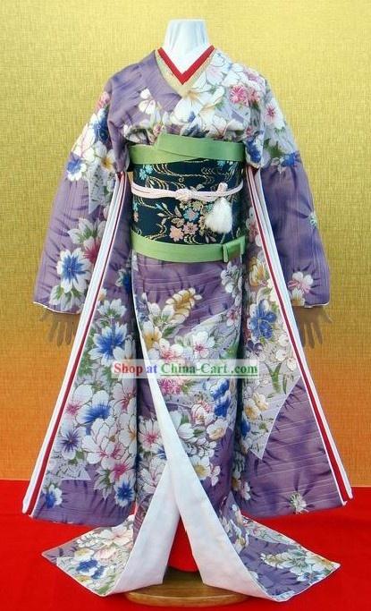 Traditional Geisha Hair