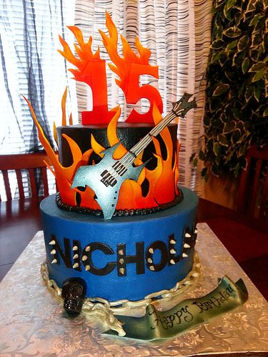 1000 Images About Rock Fondant Cake On Pinterest Rock