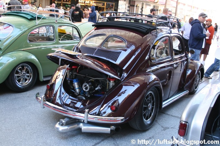 Beetle Turbo Weber Vw