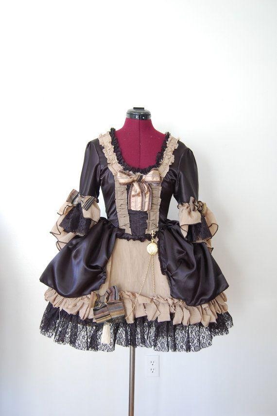 Victorian Goth Christmas