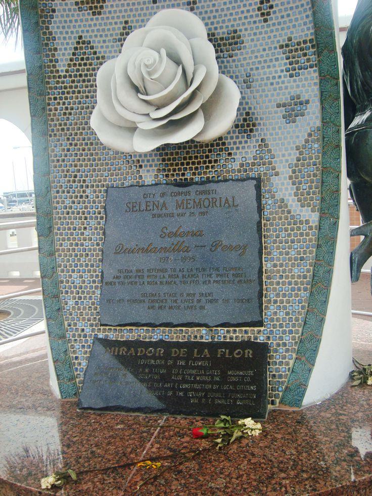 Selena Memorial In Corpus Christi Wordless Wednesday