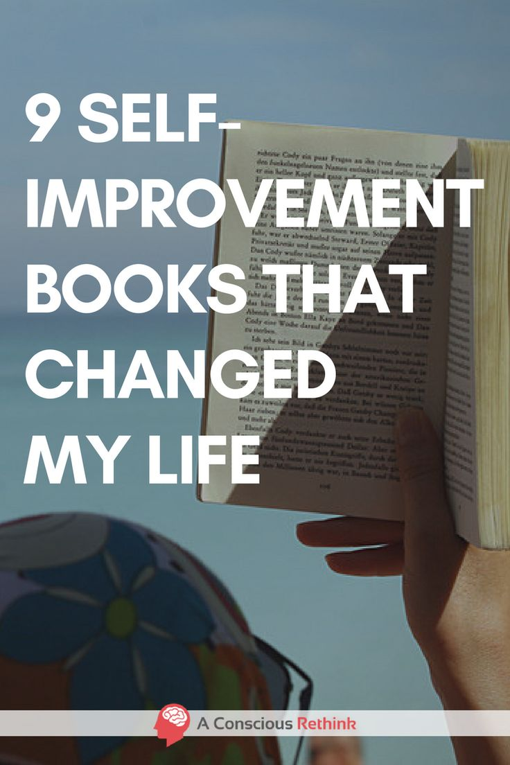 Best Self Improvement Book All Time