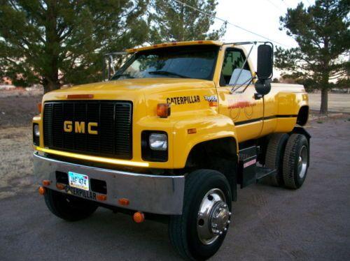 Custom Built Semi Trucks