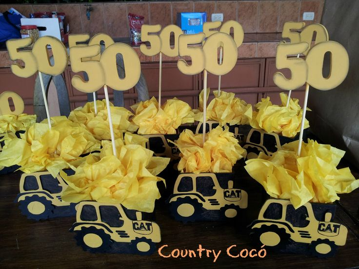 Safari Baby Shower Centerpiece Ideas