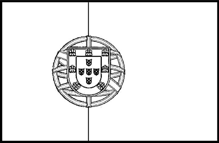2 3 5 Printable Version Spain Flag Blac And White