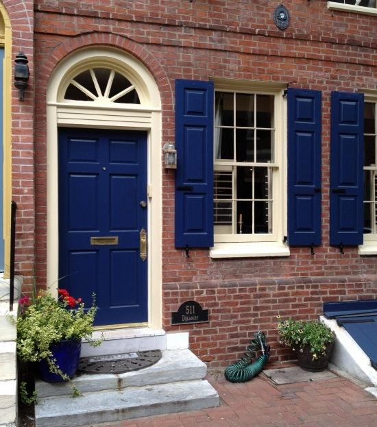 Philadelphia Cream Paint Color