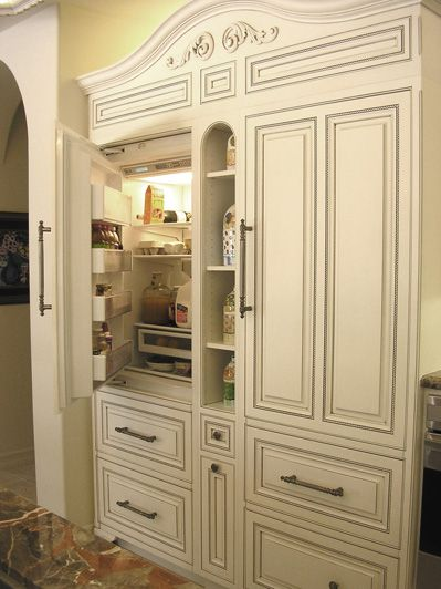 Latest White Kitchen Designs