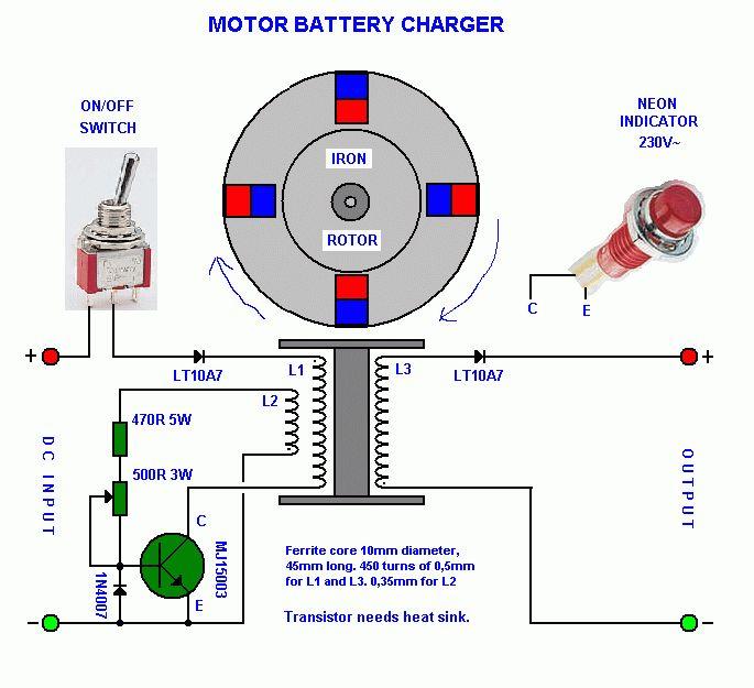 Solar Charger Desulfator