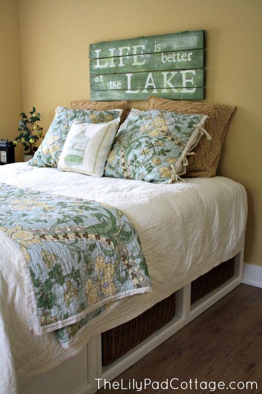 Lake House Ideas Decorating