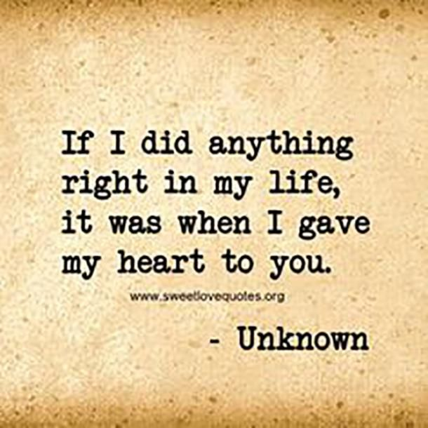 How Much U Love Me Quotes