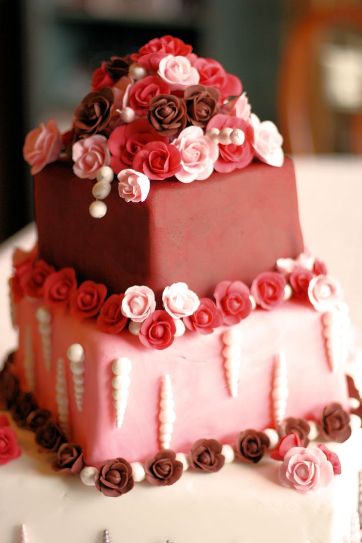 17 Best Images About Valentine Cakes And Cupcakes On
