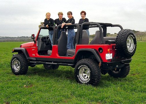 Door Jeep Metal Full 4 Wrangler