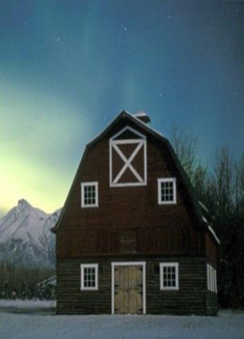 Northern Lights Barn