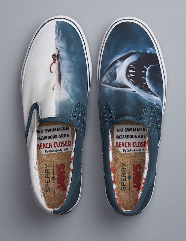 There S A New Sperry Jaws Collection You Re Gonna Need