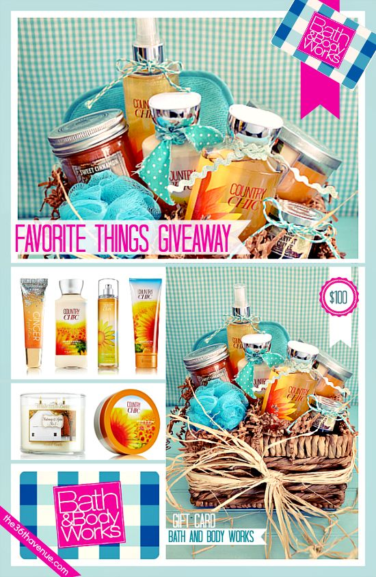 And Bath Body Basket Gift Works Ideas Pinterest