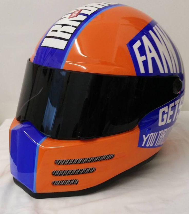 Bane Helmet Style Motorcycle