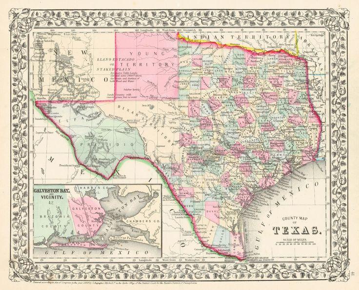 Antique Trails Texas