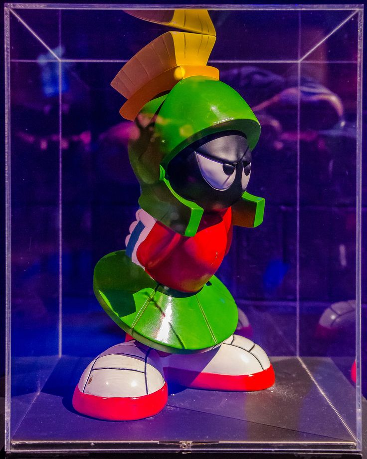 17 Best images about Marvin the Martian on Pinterest ...