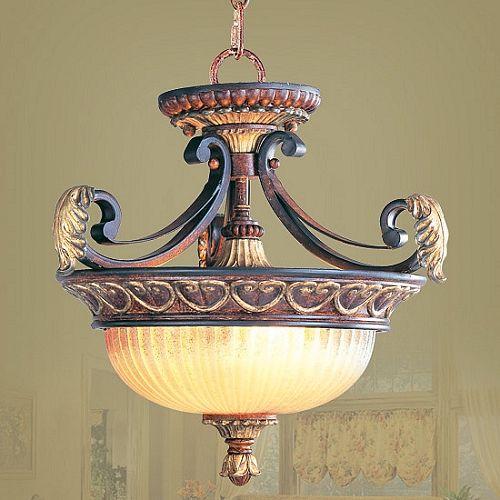 Old World Pendant Lighting