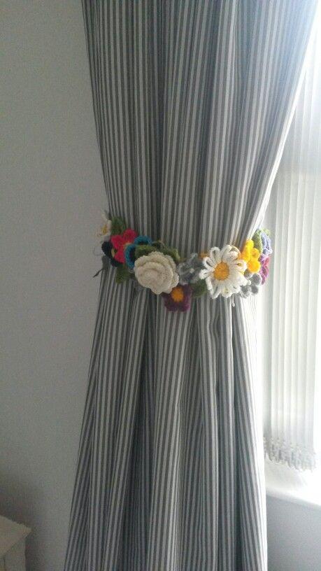 Curtain Holdbacks Ties