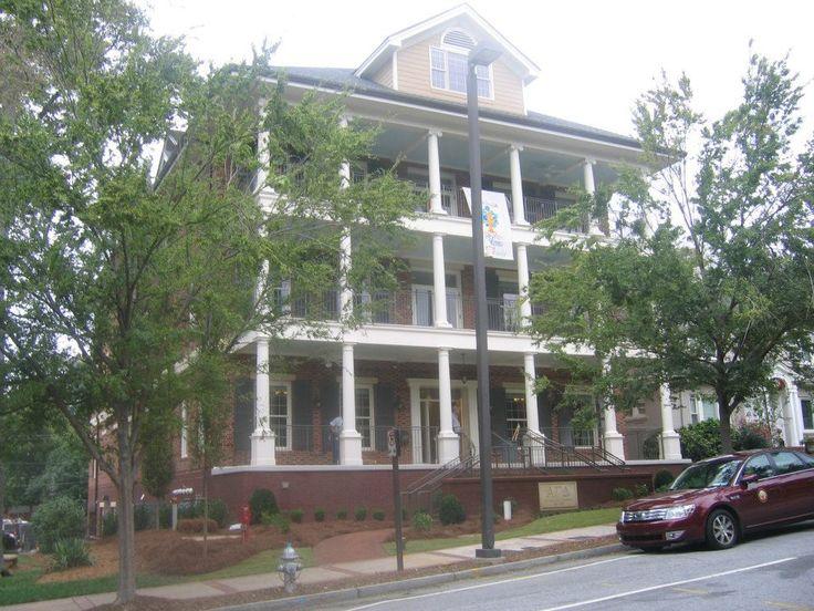 University Alabama Sorority Houses