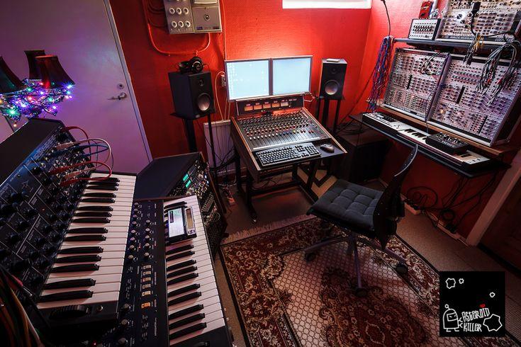 Recording Studio Setup Guide
