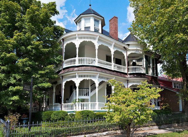 Nashville Haunted Houses