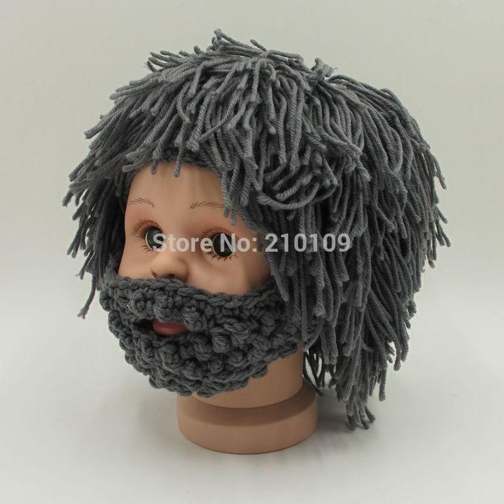 Knitted Beard And Mustache Pattern