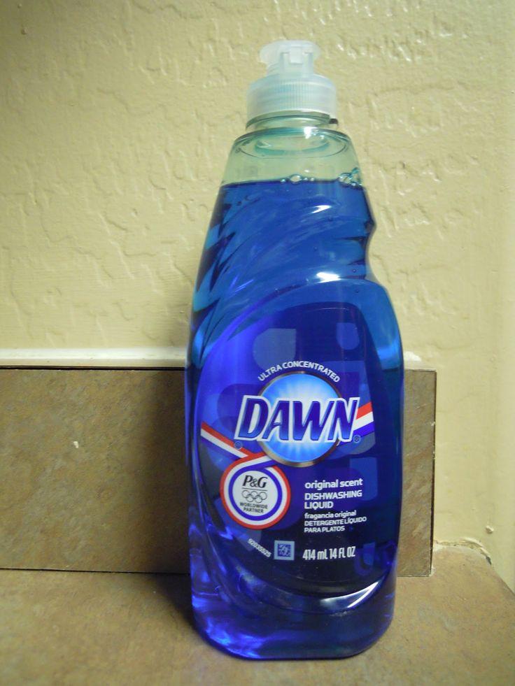 Vinegar And Dawn Dish Soap