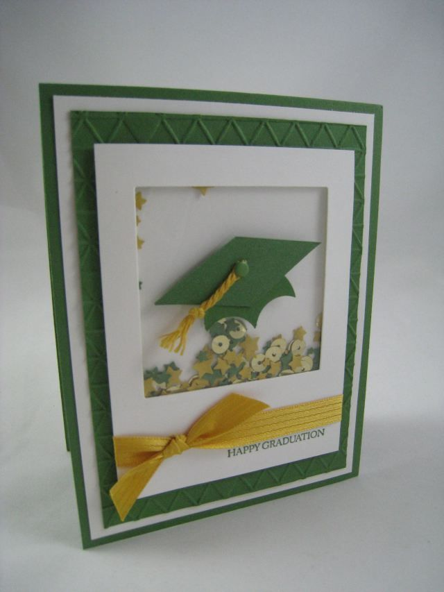 Simple Grad Announcements