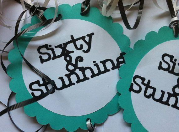 60th Birthday Party Ideas For Women 60th Birthday