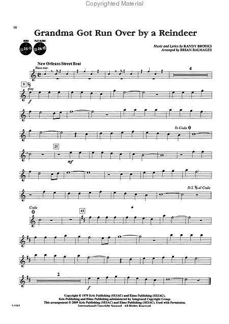 Sax Instrumental Street Baker Solo
