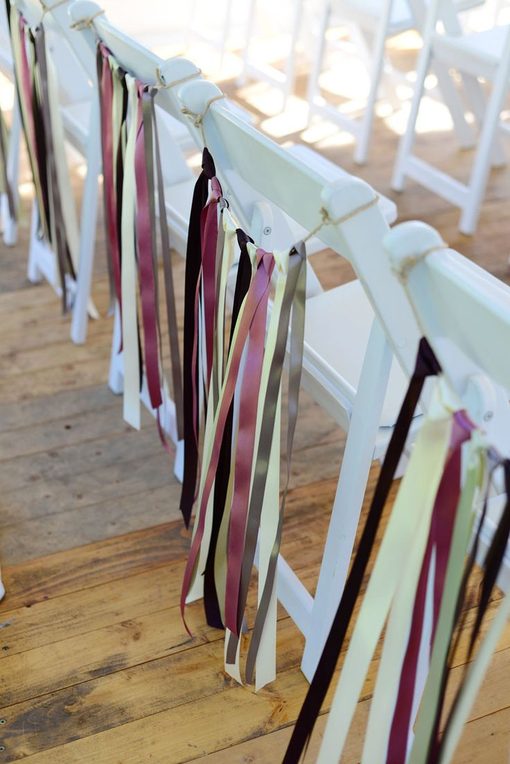 White Folding Chairs Padded