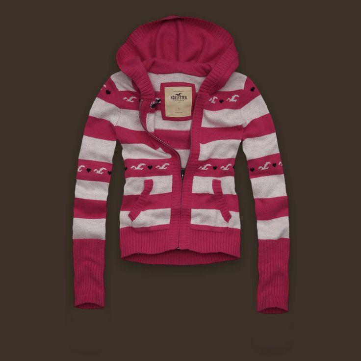 Sweaters Hollister Hoodie Girls