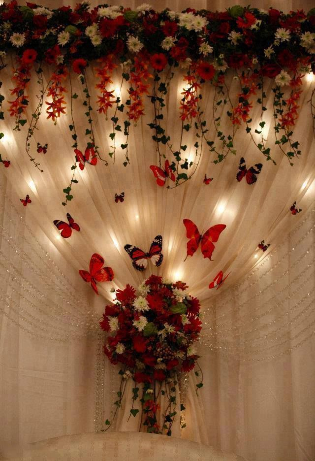 Homemade Butterfly Garden