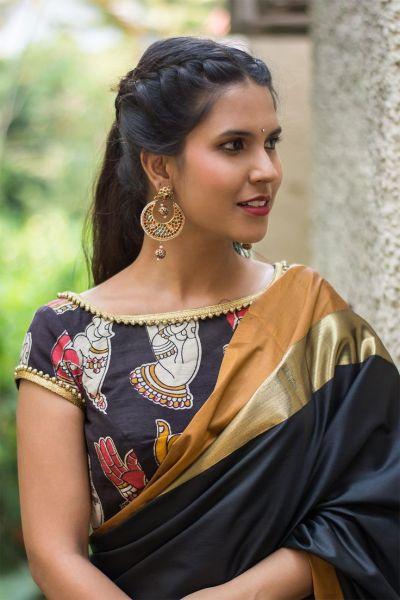 25+ best ideas about Saree blouse on Pinterest | Indian ...