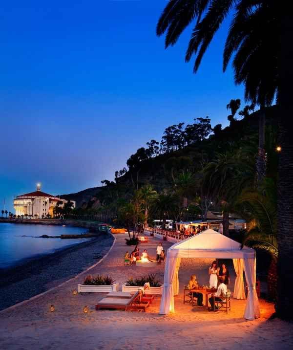 Catalina Island Wedding Venues Small