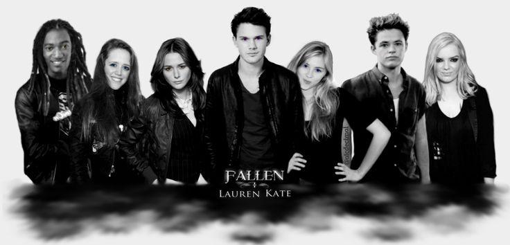 Fallen angel cast of Fallen Movie Lucinda Price, Daniel ...