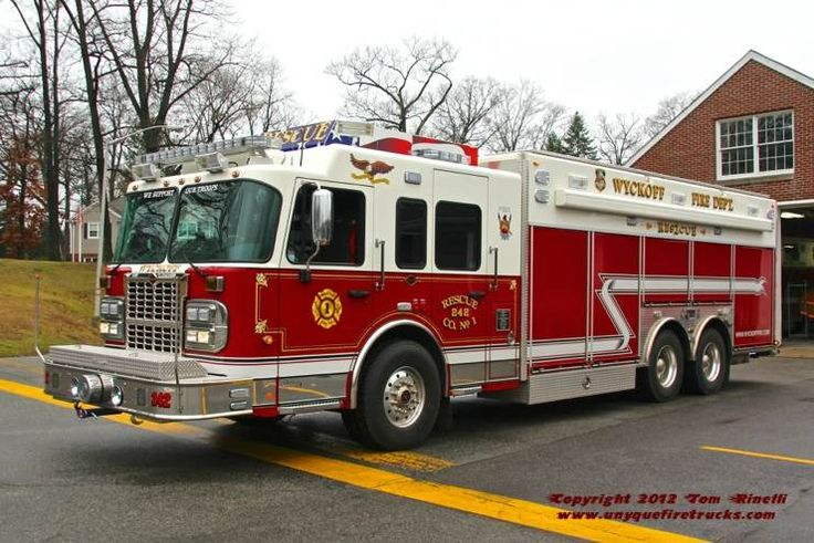 Yonkers Fire Department Fire Truck